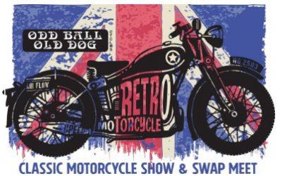 Classic Motorcycle Show & Swap Meet